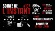 Instant #107 – Chambéry (Espace Larith)