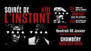Instant #111 – Chambéry (Quai Des Arts)