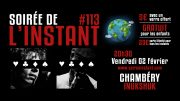 Instant #113 – Chambéry (VOYAGES)
