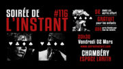 Instant #116 – Chambéry (Espace Larith)