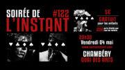 Instant #122 – Chambéry (Quai Des Arts)