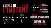 Instant #129 – Chambéry (Quai Des Arts)