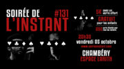 Instant #131 – Chambéry (Espace Larith)
