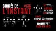Instant #136 – Chambéry (Quai Des Arts)