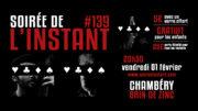 Instant #139 – Chambéry (Brin De Zinc)