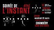 Instant #141 – Chambéry (Quai Des Arts)