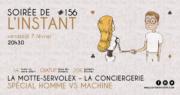 Instant #156 – Spécial Homme VS Machine