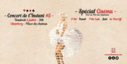 Concert #5 – Spécial Cinéma