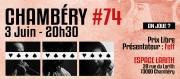 Soirée – Espace Larith (Chambéry) #74