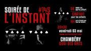 Instant #145 – Chambéry (Quai Des Arts)
