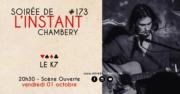 Instant #173 – Le K7 (Chambéry)