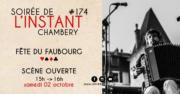 Instant #174 – Fête du Faubourg (Chambéry)