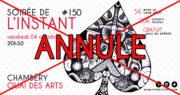 Instant #150 – Chambéry (Quai Des Arts)